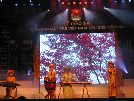 10 gương mặt trẻ tiêu biểu nhất Việt Nam 2009 - 4