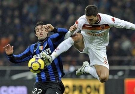 AS Roma - Inter Milan: Giờ phán xét  - 1