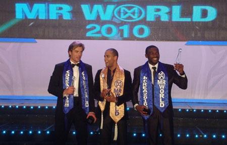 Mr Ailen đăng quang Mr World 2010  - 3