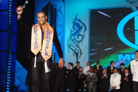 Mr Ailen đăng quang Mr World 2010  - 4