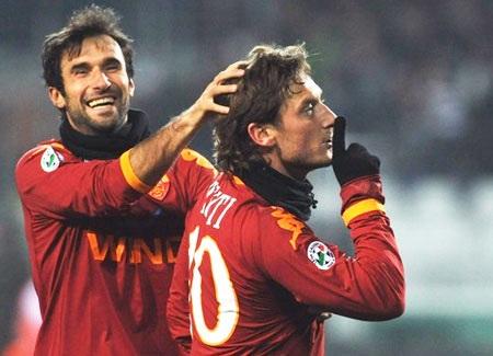 AS Roma - Inter Milan: Giờ phán xét  - 3