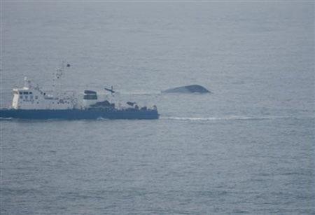 Hàn Quốc loại khả năng Triều Tiên đánh đắm tàu hải quân - 1