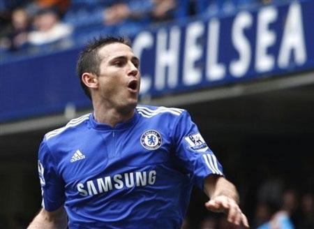 "Lampard rực sáng, Chelsea ""hủy diệt"" Aston Villa  - 1"
