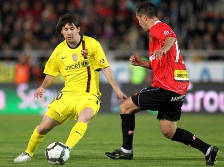 Ibra ghi bàn, Barcelona nhọc nhằn vượt ải Mallorca - 3