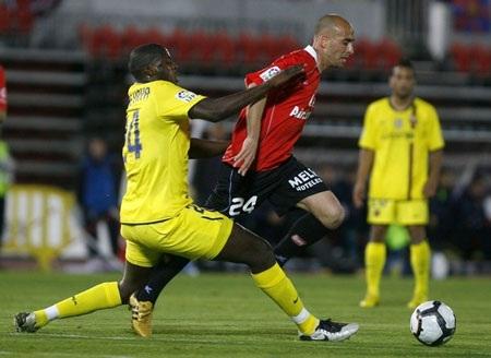 Ibra ghi bàn, Barcelona nhọc nhằn vượt ải Mallorca - 1