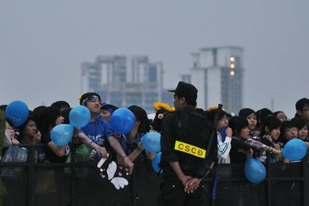 """MTV Exit """"đốt cháy"""" Sân vận động Mỹ Đình - 3"""