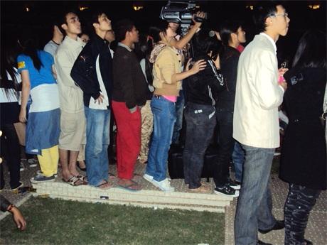 """MTV Exit """"đốt cháy"""" Sân vận động Mỹ Đình - 6"""