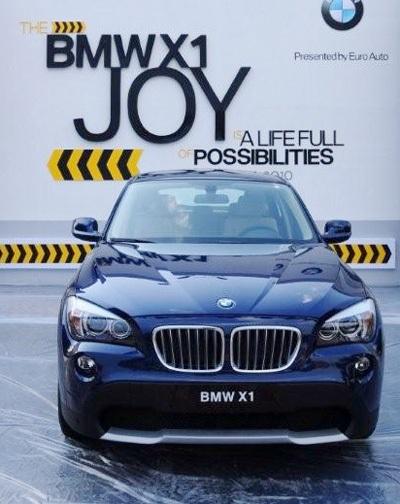 BMW X1 chính thức có mặt tại Việt Nam - 1