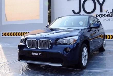 BMW X1 chính thức có mặt tại Việt Nam - 2