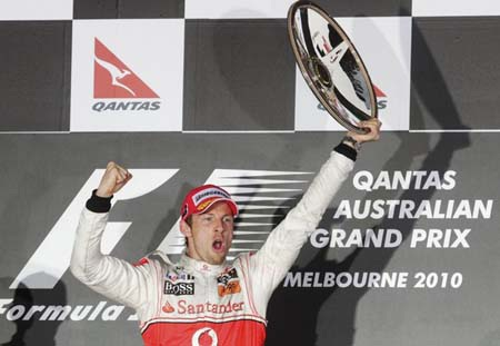 Button đăng quang ấn tượng, Vettel lại thua đau - 3
