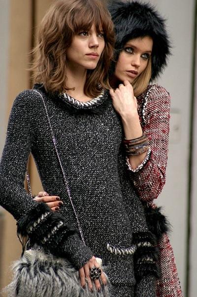 Xem hai siêu mẫu chụp hình cho Chanel - 3