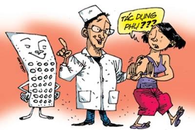 Thuốc ngừa thai kêu oan - 1