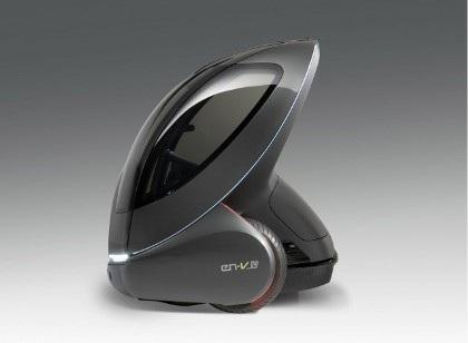 Giải pháp mới cho giao thông đô thị: GM EN-V - 8