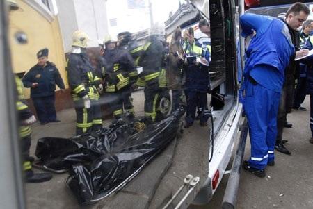 Ảnh vụ đánh bom khủng bố kép rung chuyển Mátxcơva - 8