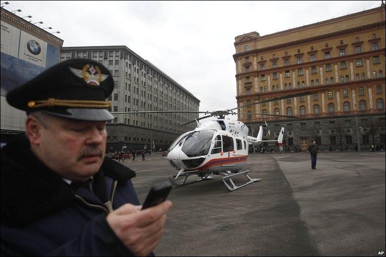 Ảnh vụ đánh bom khủng bố kép rung chuyển Mátxcơva - 2