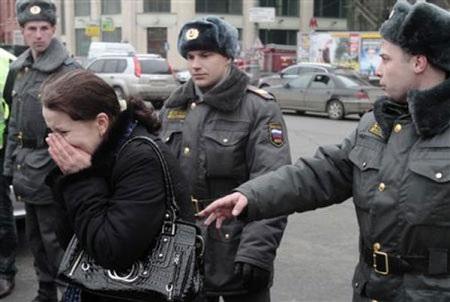 Ảnh vụ đánh bom khủng bố kép rung chuyển Mátxcơva - 10