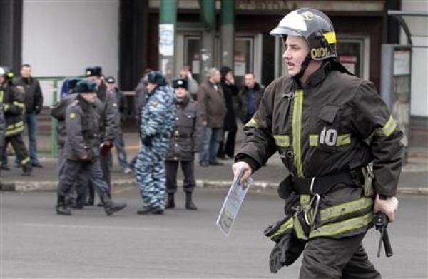Ảnh vụ đánh bom khủng bố kép rung chuyển Mátxcơva - 12