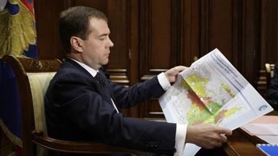 Nga giảm 2 múi giờ để thúc đẩy kinh tế - 1