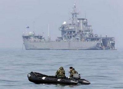 Hàn Quốc: Tàu hải quân chìm có thể do mìn Triều Tiên - 1