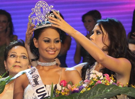 Hoa hậu hoàn vũ Philippines bị tước vương miện - 1