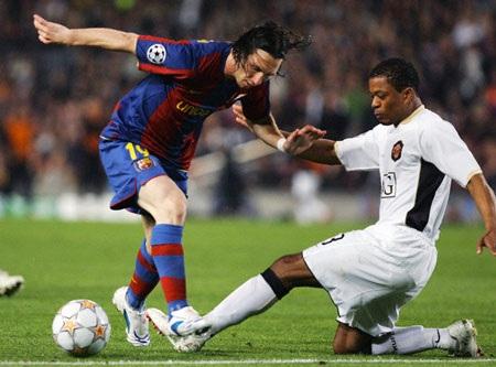 """Các CLB Anh đã """"bắt chết"""" Messi như thế nào? - 1"""