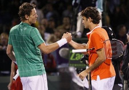 Federer thua tức tưởi tại Miami - 1