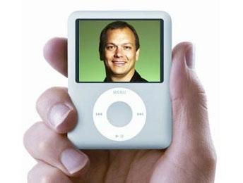 """Cha đẻ"" iPod, iPhone chia tay Apple - 1"