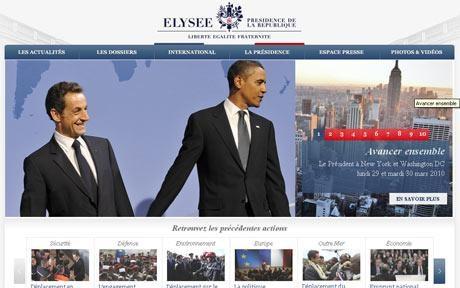 """Tổng thống Pháp bị tố """"đạo"""" ý tưởng - 1"""
