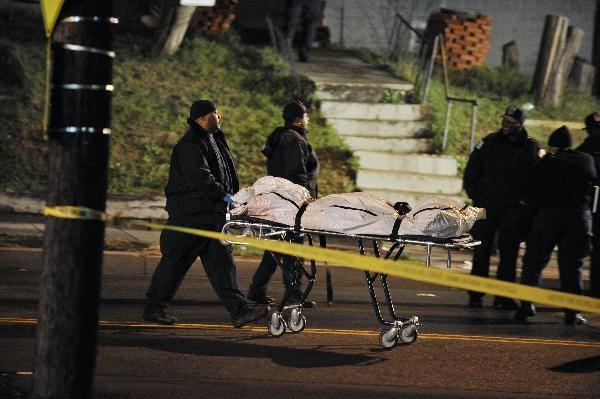 Mỹ: Xả súng giữa thủ đô, 3 người chết - 1