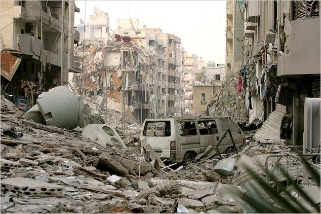 Beirut, thành phố không bao giờ chết - 6