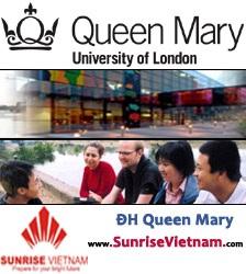 Đại học Queen Mary, University of London và ĐH Brunel tuyển sinh kỳ tháng 9/2010 - 1