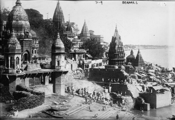 Varanasi - nơi ánh sáng của các vị thần chiếu rọi - 1