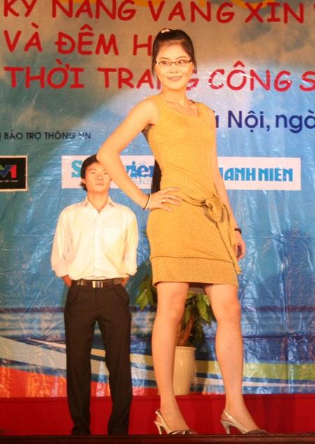 Đêm hội thời trang ĐH Kinh tế Quốc dân - 6
