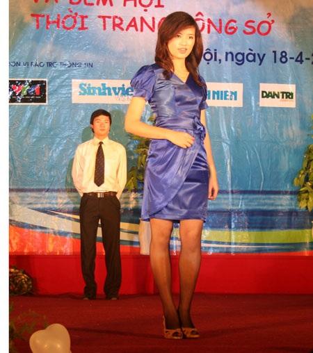Đêm hội thời trang ĐH Kinh tế Quốc dân - 9