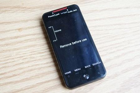 """Đập hộp """"siêu phẩm"""" HTC Droid Incredible  - 12"""