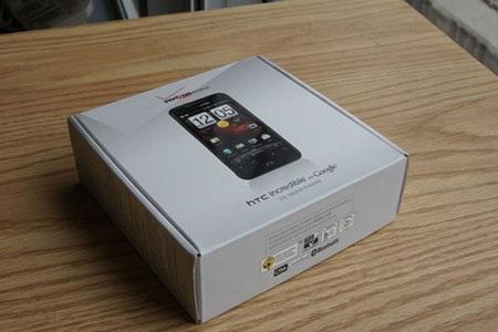 """Đập hộp """"siêu phẩm"""" HTC Droid Incredible  - 2"""