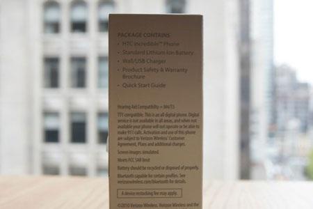 """Đập hộp """"siêu phẩm"""" HTC Droid Incredible  - 4"""