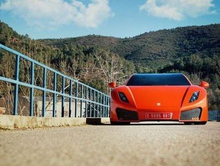 GTA Spano - Siêu xe của xứ sở bò tót - 2
