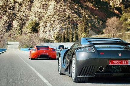 GTA Spano - Siêu xe của xứ sở bò tót - 1