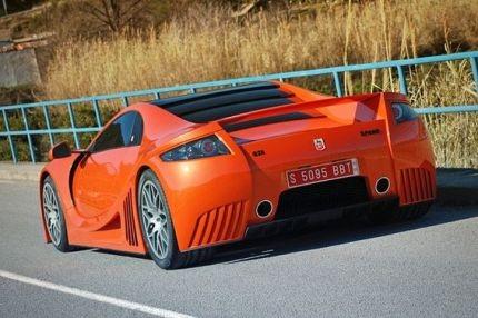 GTA Spano - Siêu xe của xứ sở bò tót - 4