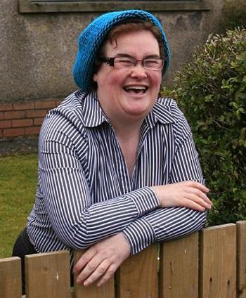 Susan Boyle phát hành tự truyện - 1