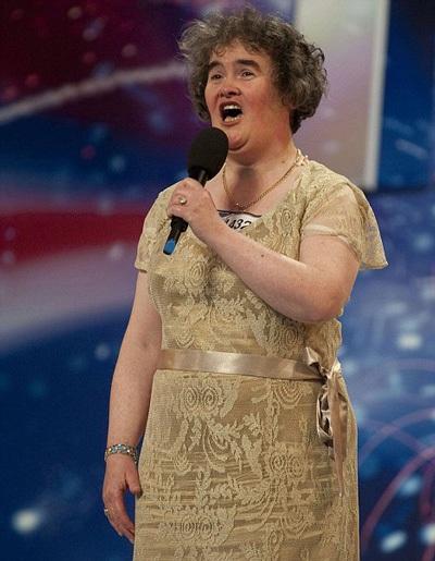 Susan Boyle phát hành tự truyện - 2