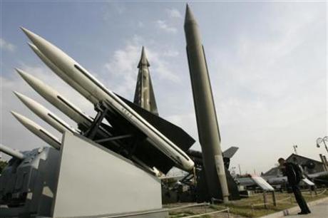 """""""Triều Tiên đang chuẩn bị cho vụ thử hạt nhân thứ 3"""" - 1"""