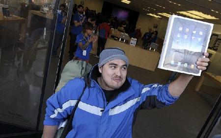 """iPad 3G sẽ """"lên kệ"""" vào ngày 30/4 - 1"""