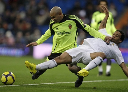 Zaragoza - Real Madrid: Cạm bẫy La Romareda - 3