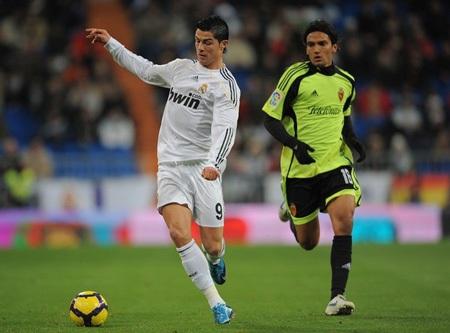 Zaragoza - Real Madrid: Cạm bẫy La Romareda - 1