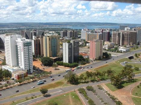 Brasilia, thủ đô đặc biệt nhất thế giới - 1