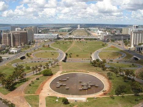 Brasilia, thủ đô đặc biệt nhất thế giới - 3