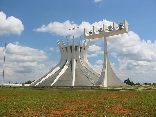 Brasilia, thủ đô đặc biệt nhất thế giới - 6