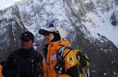 Người phụ nữ đầu tiên chinh phục 14 đỉnh núi cao nhất Himalaya - 3